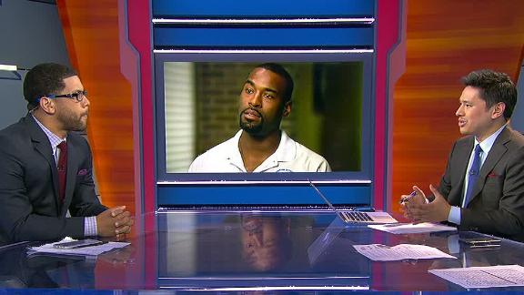 Video - Inside Megatron's decision to walk away from football