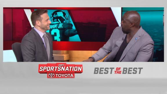 Video - Is Beckham better than Julio?