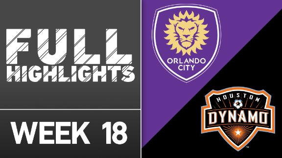 Video via MLS: Orlando City 0-0 Houston