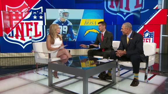 Video - How panicked should Chargers be about Bosa?
