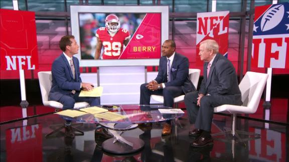Video - Polian expects Eric Berry deal to get done