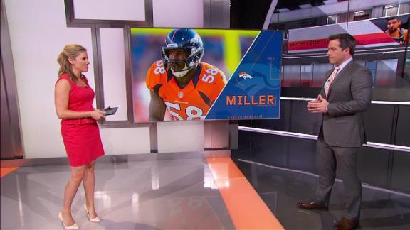 Video - Expectation is Von Miller deal will get done by deadline
