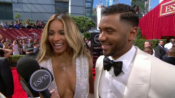 Video - Wilson and Ciara pick favorite wedding moments