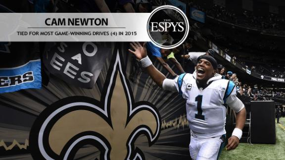 Video - Remembering Cam Newton's MVP season