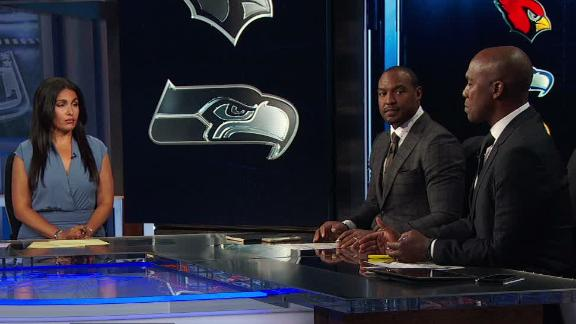 Video - Are the Cardinals no longer favorites in the NFC West?