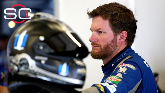 Gordon prepared to come out of retirement for Dale Jr.