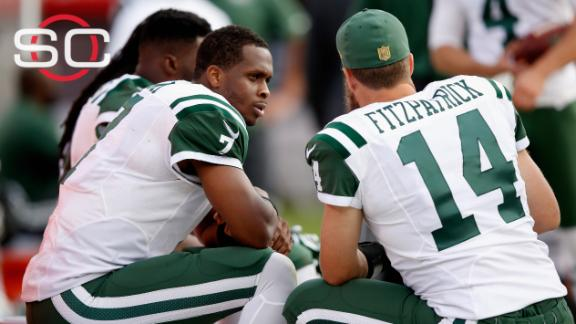 Video - If no Fitzpatrick, Jets ready to go with Geno