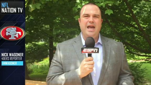 Video - Will Colin Kaepernick or Blaine Gabbert start for Niners?