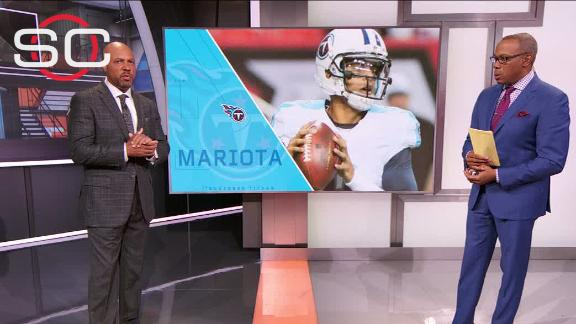 Video - Mariota working on injury prevention