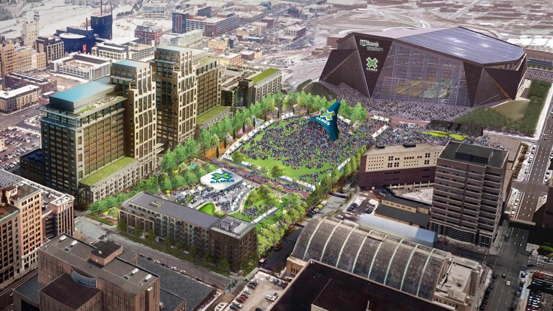 X Games Minneapolis 2020.Espn Selects Minneapolis Minnesota To Host X Games In