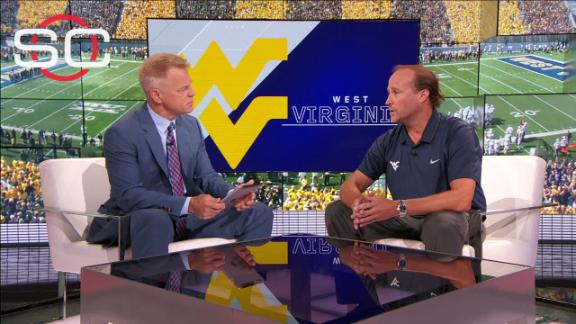 Video - Holgorson brings Stedman Bailey on as student assistant coach