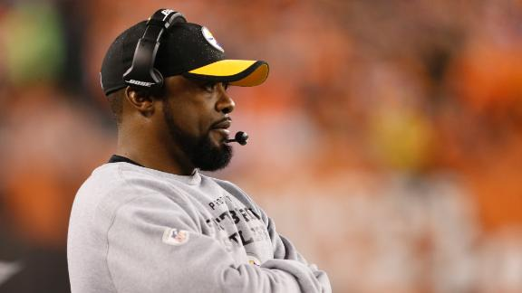 Video - Tomlin shares Roethlisberger's desire to go for two