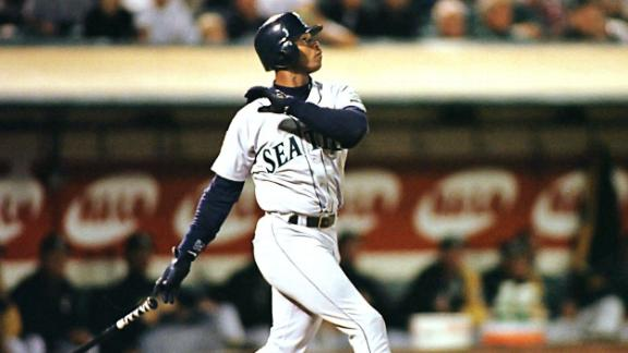 The electrifying Hall of Fame career of Ken Griffey Jr.