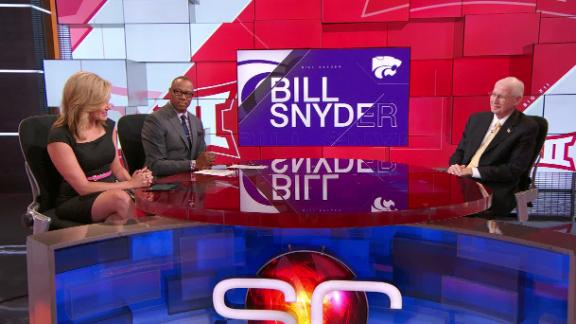 Snyder ready for 25th season at Kansas State