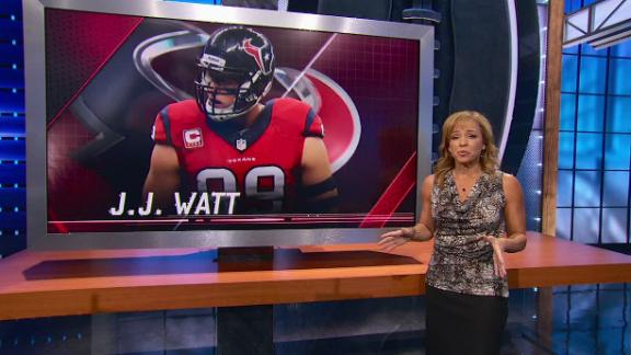 Video - Start of season not a given for Watt