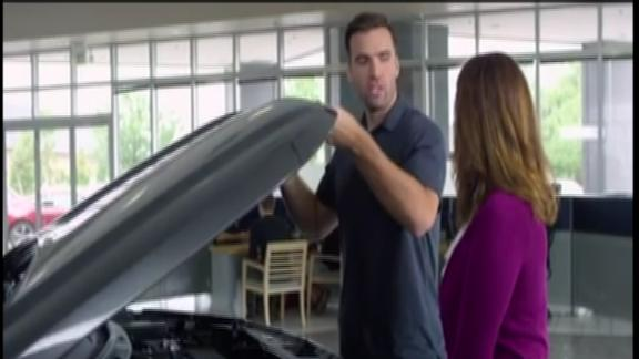Video - Joe Flacco is not an elite car salesman