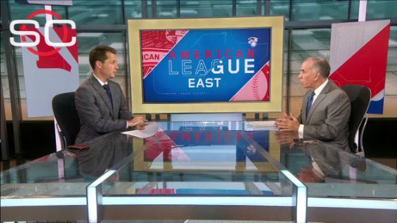 Kurkjian: Red Sox best positioned to win AL East