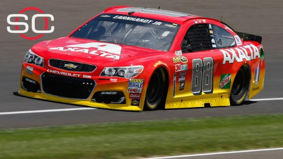 Gordon qualifies 21st for Brickyard 400