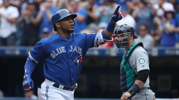 Encarnacion keeps on crushing