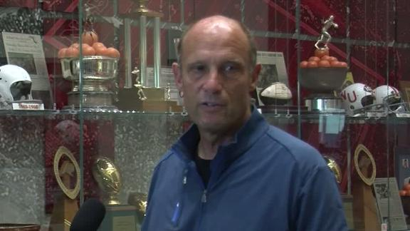 Mike Riley remembers Sam Foltz