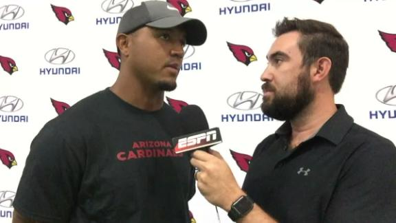 Video - Michael Floyd's goal for 2016 is 1,000 yards