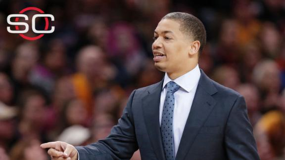 Cavaliers, coach Tyronn Lue agree on 5-year contract extension