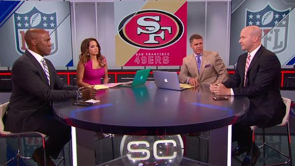 Hasselbeck, Riddick split on next 49ers QB
