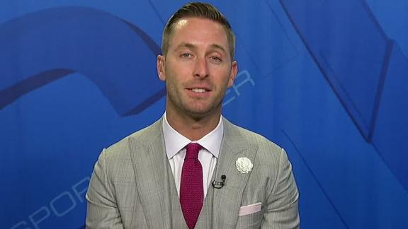 Video - Kliff Kingsbury concerned about Manziel