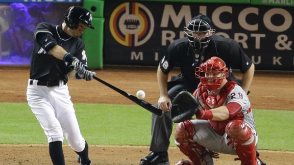 Ichiro smacks hit number 2,997