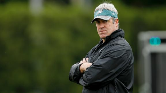 Doug Pederson should help normalize Eagles for fantasy players