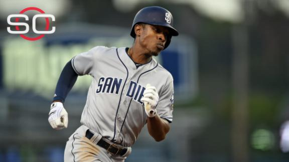 Blue Jays acquire Upton in trade with Padres