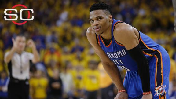 Thunder preparing offer to retain Westbrook