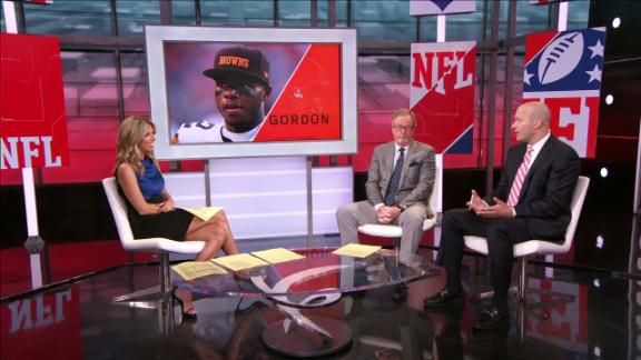 Video - Can RG III, Gordon reunion work in Cleveland?