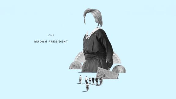 FiveThirtyEight: A Woman President Wouldn't Erase Centuries of Male-Dominated Politics