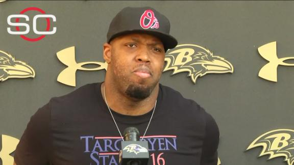 Suggs: 'You never know when it's really going to be gone'
