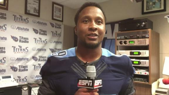 Video - Johnson confident Titans' DBs will make more plays on the ball