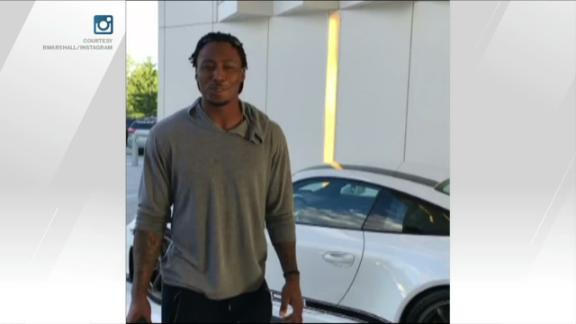 Jets' Marshall challenges Steelers' Brown to luxury car wager