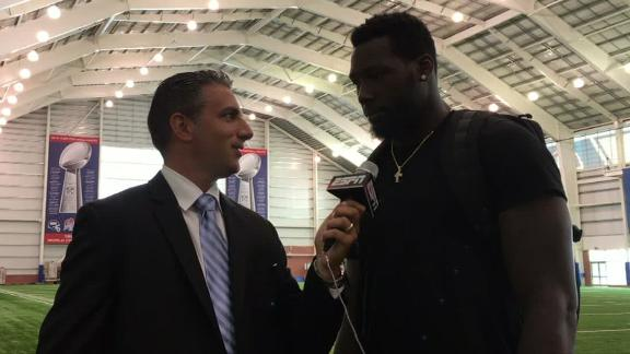 Video - JPP ready to get after it