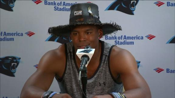 Video - Newton feels responsibility to speak out on social issues