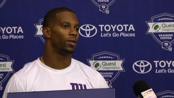 Video - Cruz feels good after first practice