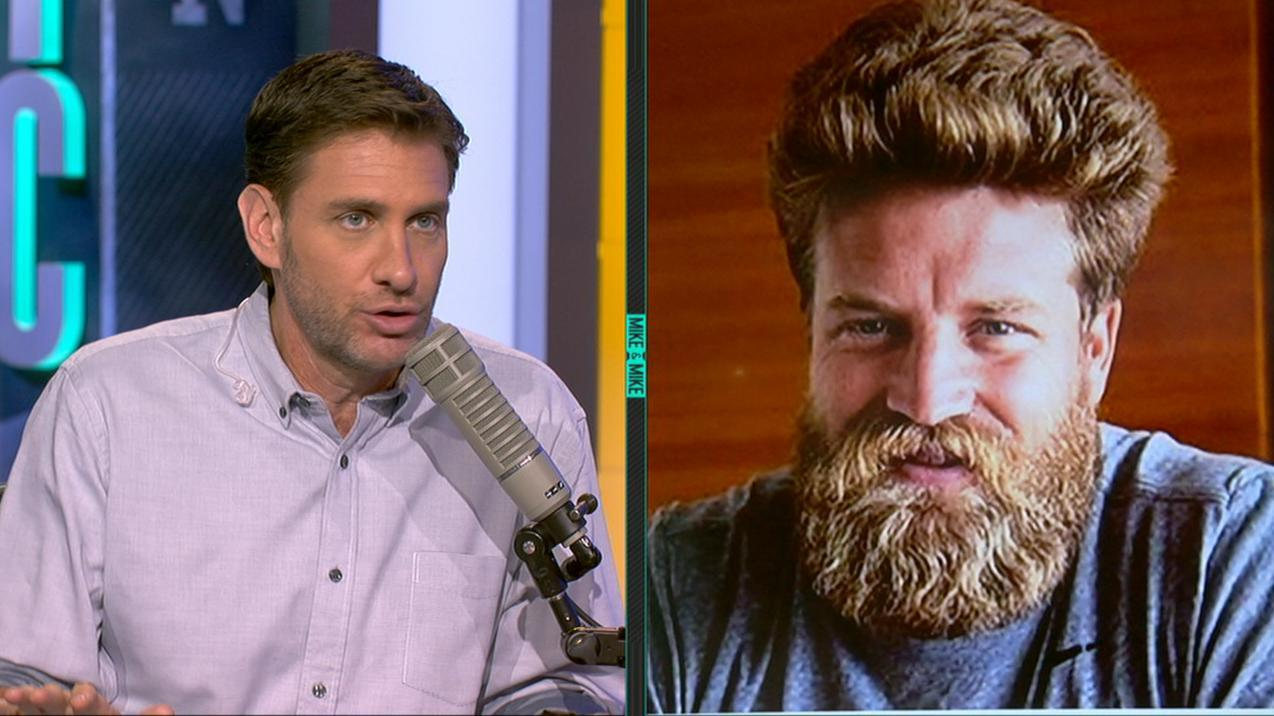 Video - Greeny has never seen anyone look like Fitzpatrick