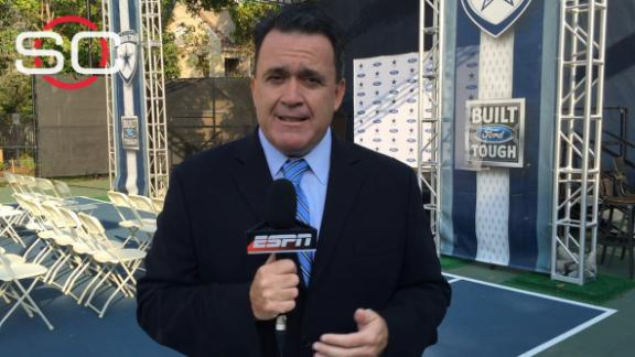 Video - Cowboys anticipating Romo will be full training camp participant