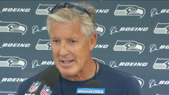 Video - Retirement not on Pete Carroll's mind