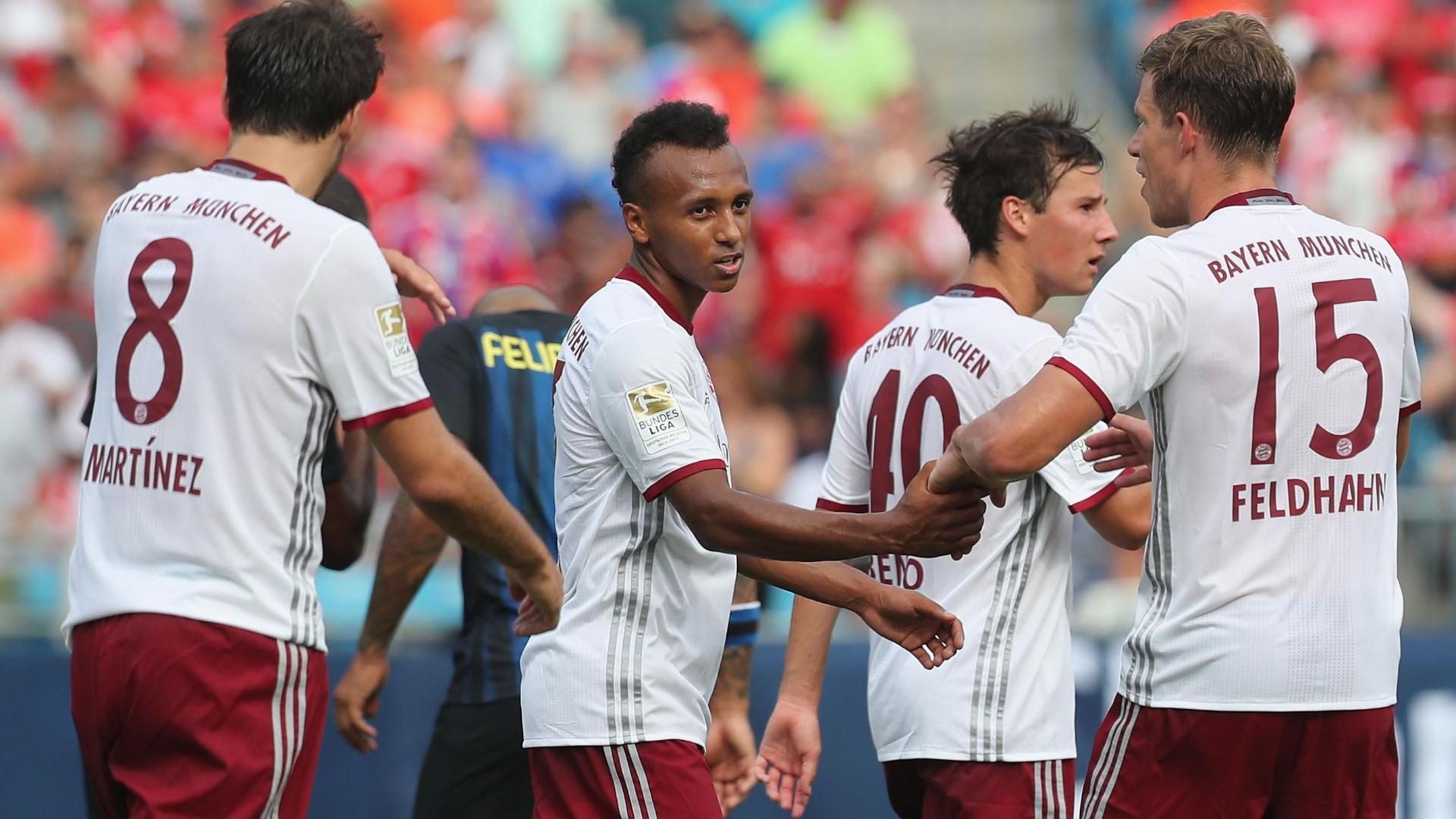 American Julian Green posts first half hat trick for Bayern