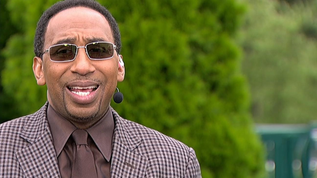 Stephen A. to LeBron: Go ahead and chase that ghost