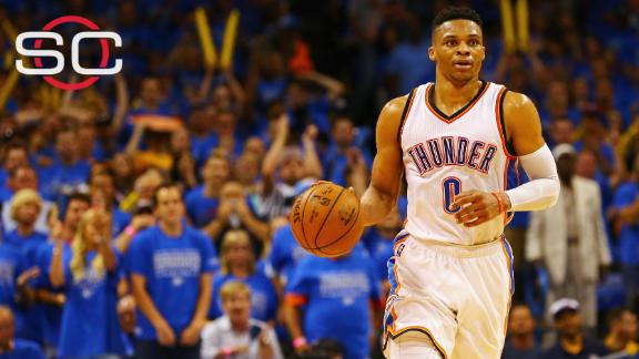Westbrook staying in Oklahoma City