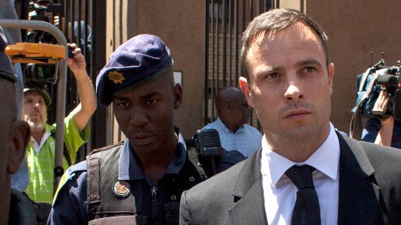 Pistorius injured in jail