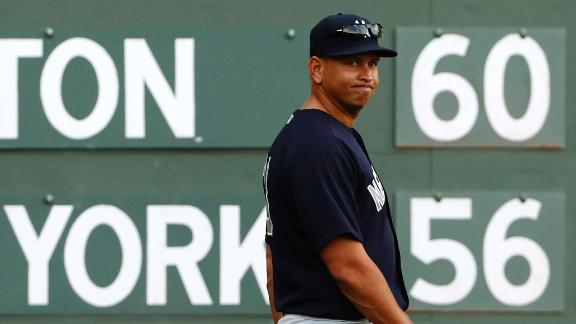 A-Rod feels deceived by not playing
