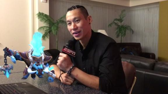 Jeremy Lin compares NBA All-Stars to Dota heroes