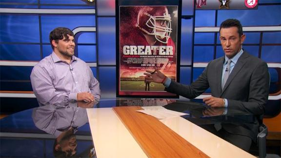 Brandon Burlsworth story showcased in 'Greater'